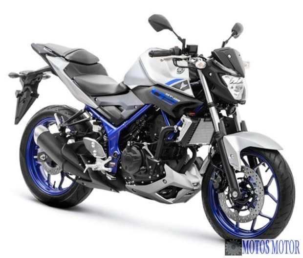 MT-03 2016 Frente - Yamaha