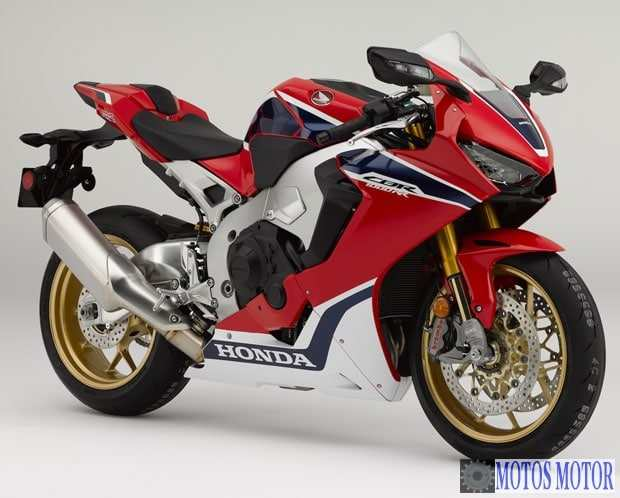 CBR 1000RR SP 2017 Lateral