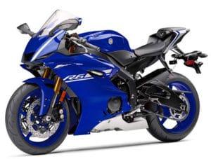 Yamaha YZF-R6 2017 Azul