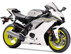 Yamaha YZF-R6 2017 Edição