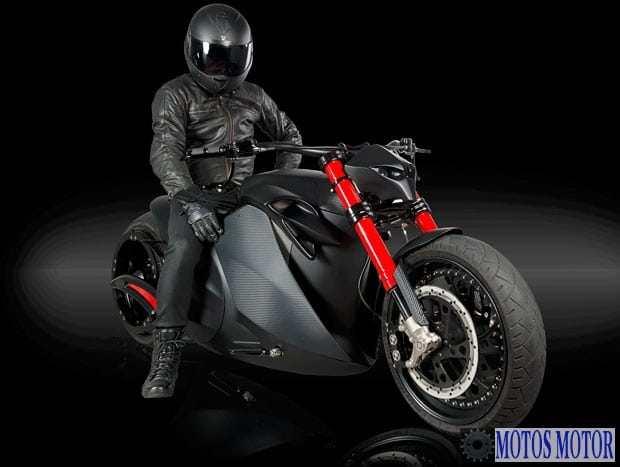 Moto Elétrica Zvexx