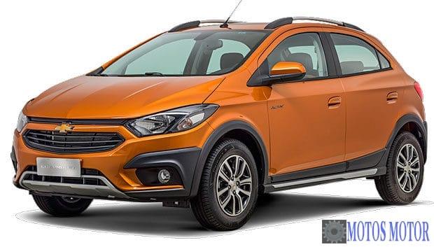 Chevrolet Onix Activ 2017