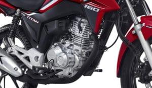 CG 160 2018 Motor