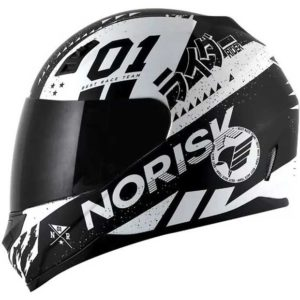 Capacete Norisk FF391 aprovado Proteste