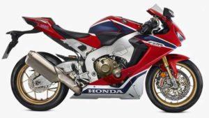 Honda CBR 1000RR Fireblade 2018