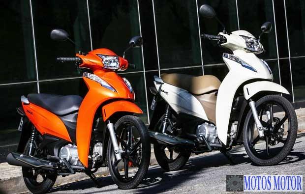 Biz 2018: Nova linha Honda mais moderna e segura » Motos Motor