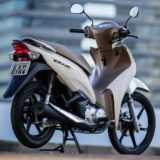 Honda Biz 125i 2018 Branca