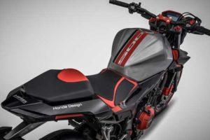 Honda CB 500 Conceito Tanque