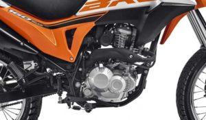 Honda NXR Bros 2018 Motor