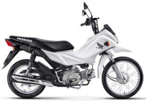 Honda Pop 110i 2018 Lateral