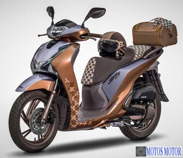 SH 150i Conceito Honda