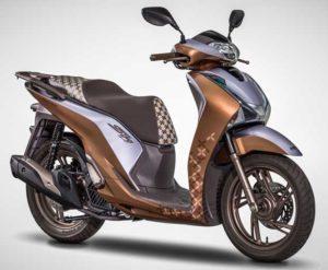 Honda SH 150i Conceito