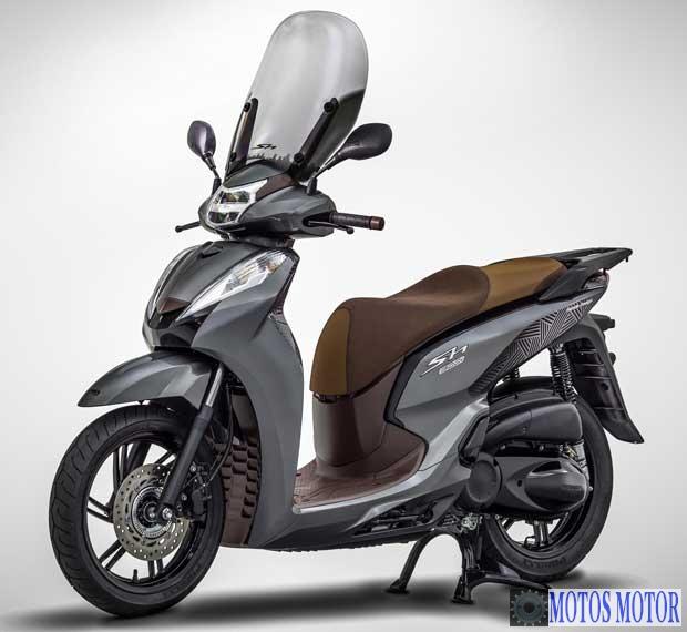 SH 300i Conceito Honda