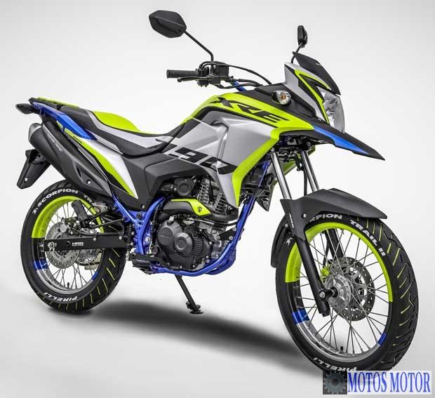 XRE 190 Conceito Honda