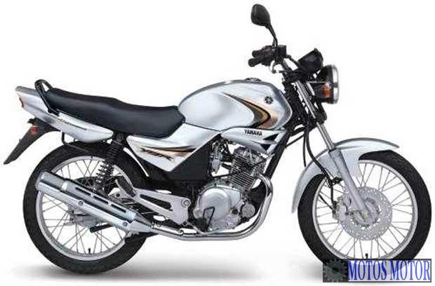 Tabela fipe Yamaha Ybr 125 ed 2006 preço